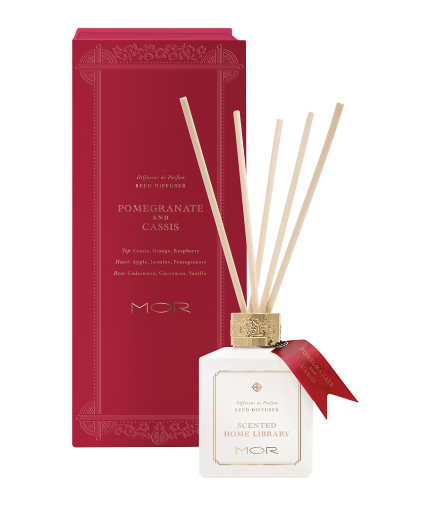 Australia FRAGRANT REED DIFFUSER 180mL POMEGRANATE & CASSIS