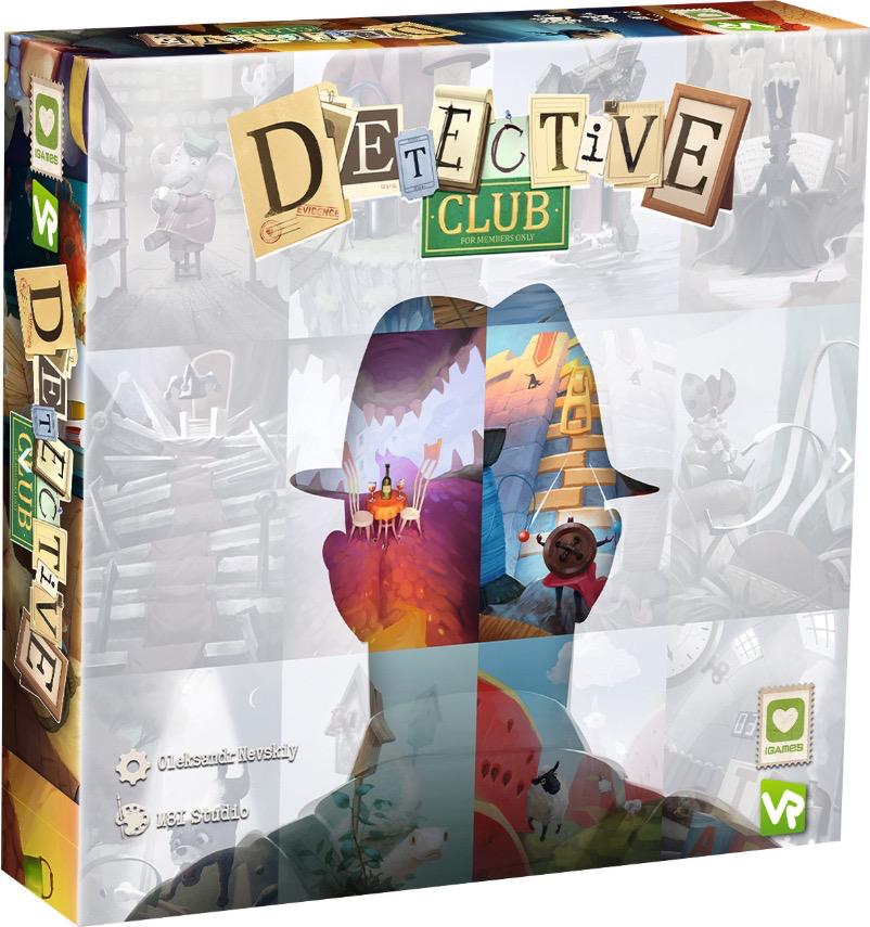 Australia Detective Club