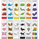 Australia Orchard Jigsaw - Colour Match