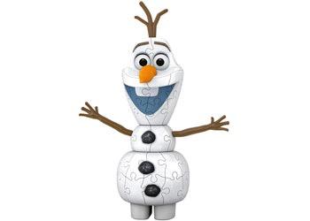 Australia Rburg - Disney Frozen 2 Olaf 3D Puzzle 54pc