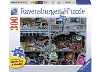 Australia Rburg - Camera Evolution Puzzle 300pc
