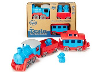 Australia Green toys - Train - Blue