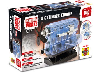 Australia Haynes - Machine Works 4 Cyl Engine