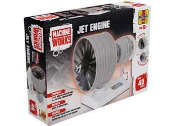 Australia Haynes - Machine Works Jet Engine
