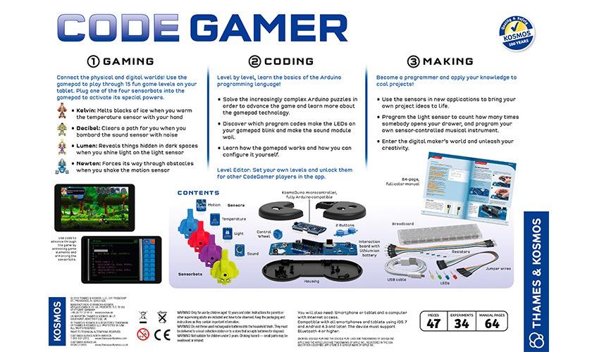 Australia Code Gamer