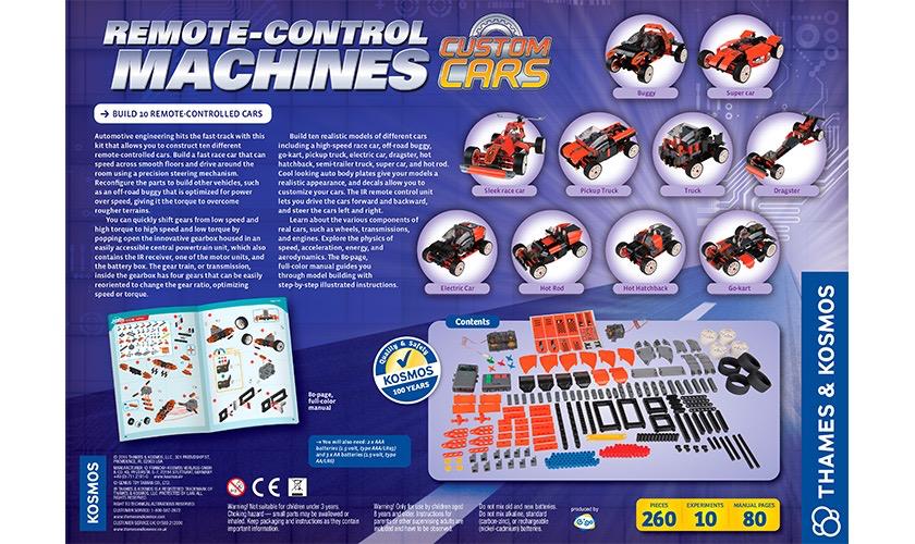 Australia Remote Control: Custom Cars