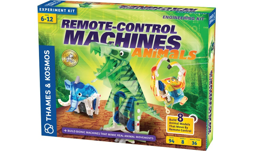Australia Remote-Control Machines: Animals