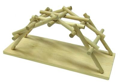 Australia Da Vinci Bridge Wooden Kit