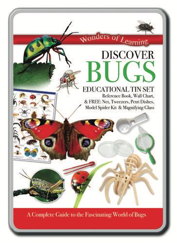 Australia Discover Bugs Tin Set
