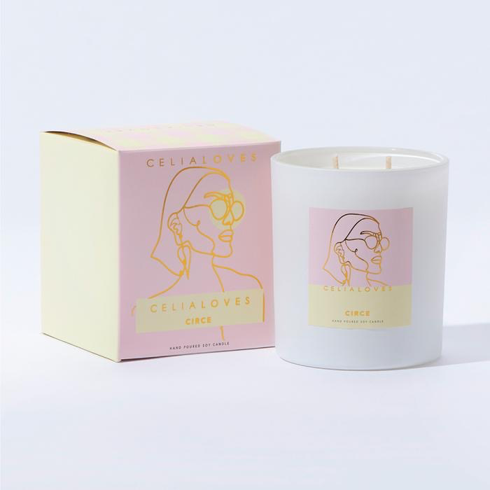 Australia 80 hr Circe Goddess Collection Candle