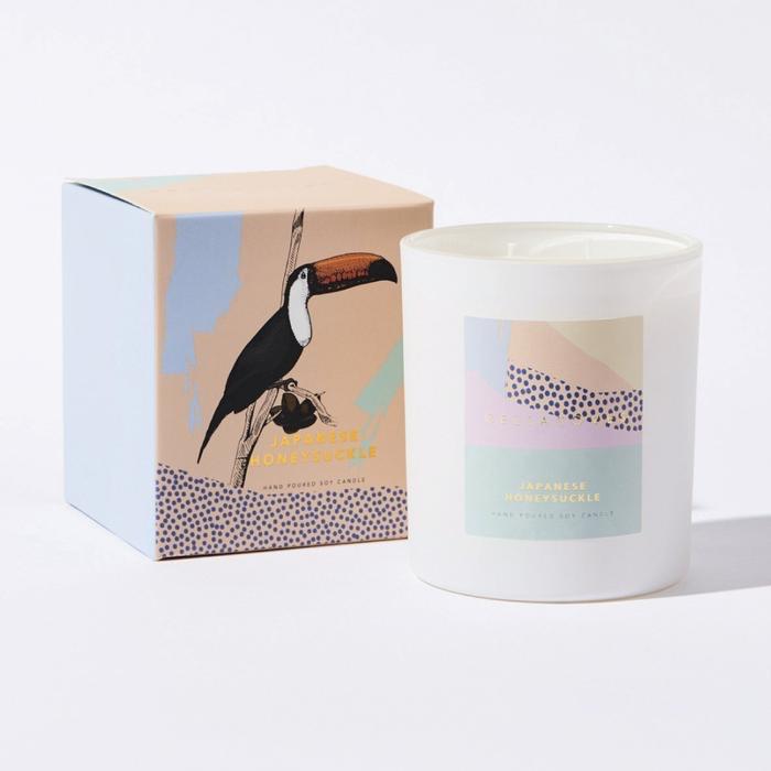 Australia 80 hr Japanese Honeysuckle Candle