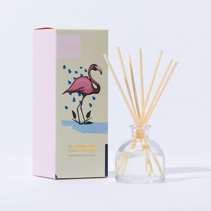 Australia Diffuser Strawberry Champagne 50ml