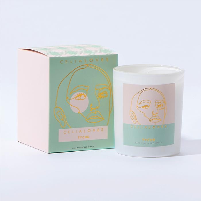 Australia 40 hr Tyche Goddess Collection Candle