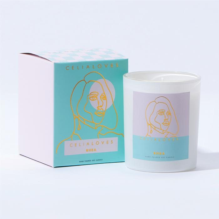 Australia 40 hr Rhea Goddess Collection Candle