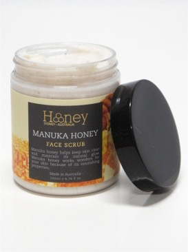 Australia 200G MANUKA HONEY FACE SCRUB