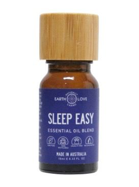 Australia EARTH LOVE 10ML PURE ESSENTIAL OIL BLEND - SLEEP EASY