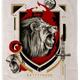 Australia Harry Potter - Gryffindor Tea Towel
