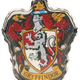 Australia Harry Potter - Gryffindor Enamel Badge