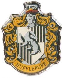 Australia Harry Potter - Hufflepuff Enamel Badge