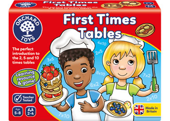 Australia Orchard Game - First Times Tables