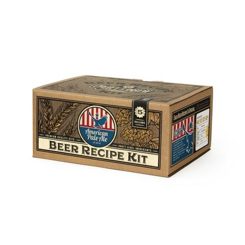 Australia Craft A Brew - American Pale Ale Refill Kit