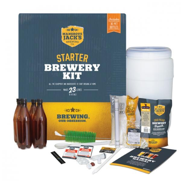 Australia Mangrove Jack's Starter Brewery Kit with Bot