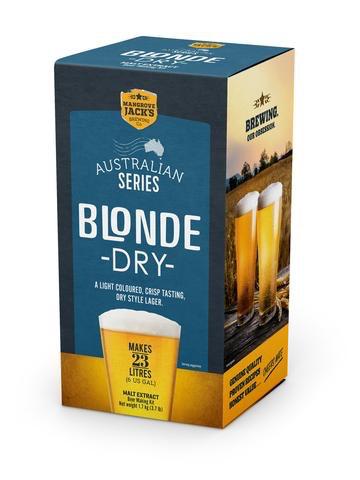 Australia Mangrove Jack's Australian Brewers Series - Blonde Dry