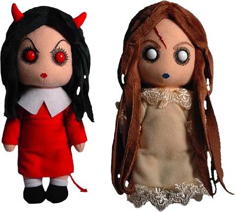 Australia Living Dead Dolls - Plush s02 ASST