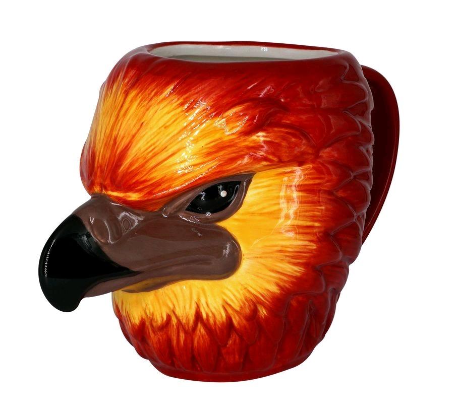Australia Harry Potter - Fawkes 3D Mug