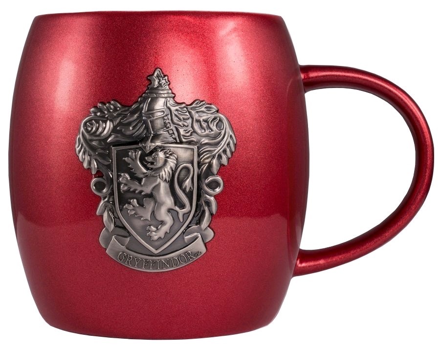 Australia Harry Potter - Gryffindor Metallic Crest Mug