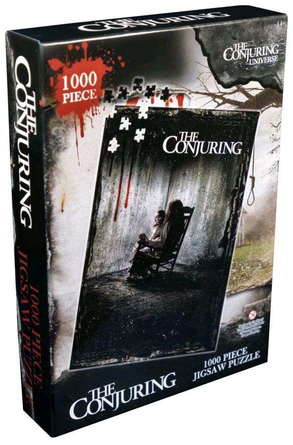 Australia Conjuring - Conjuring 1000 piece Jigsaw