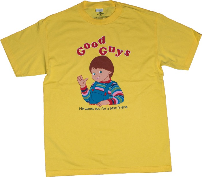 Australia Child's Play - Good Guys Male T-Shirt XL