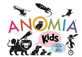 Australia ANOMIA KIDS CARD GAME