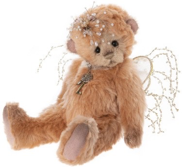 Australia Sirocco - Charlie Bears Isabelle Collection 2020v