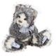 Australia Lachlan - Charlie Bears 2020