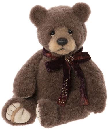 Australia Darius - Charlie Bears Isabelle Collection 2020