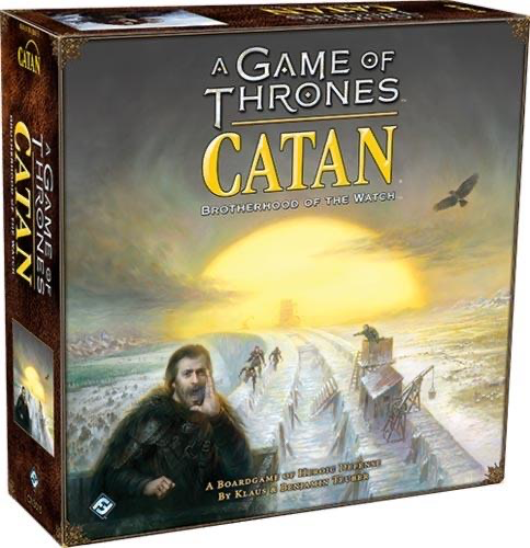 Australia CATAN GAME OF THRONES