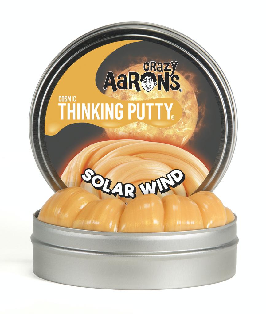 "Australia Solar Wind Thinking Putty 4"""