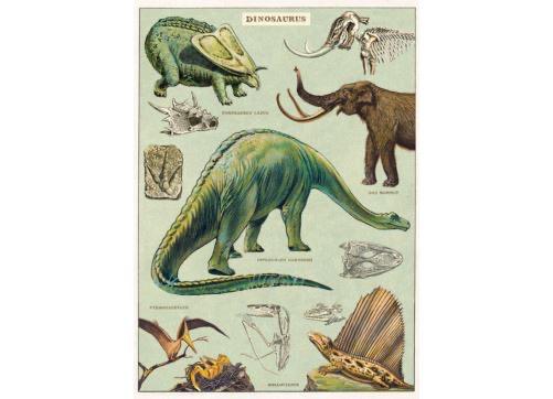 Australia Poster/Wrap - Dinosaurs