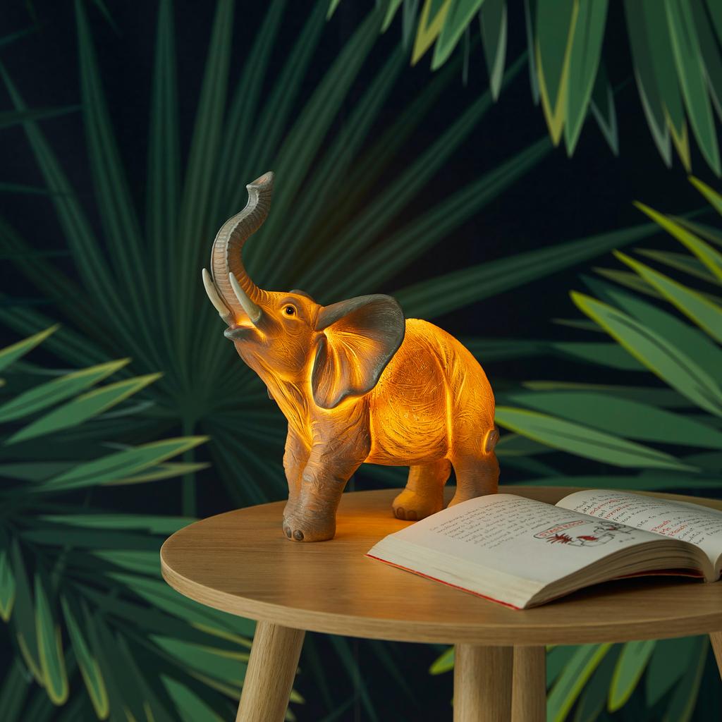 Australia NIGHT LIGHT-ELEPHANT