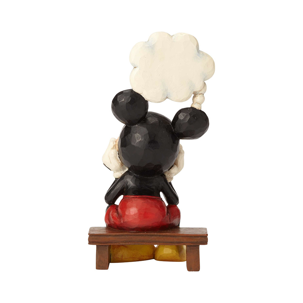 "Australia DT 6"" MICKEY W/THOUGHT N"