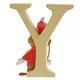 """Australia """"Y"""" - Timothy Q Mouse Disney Letter"""