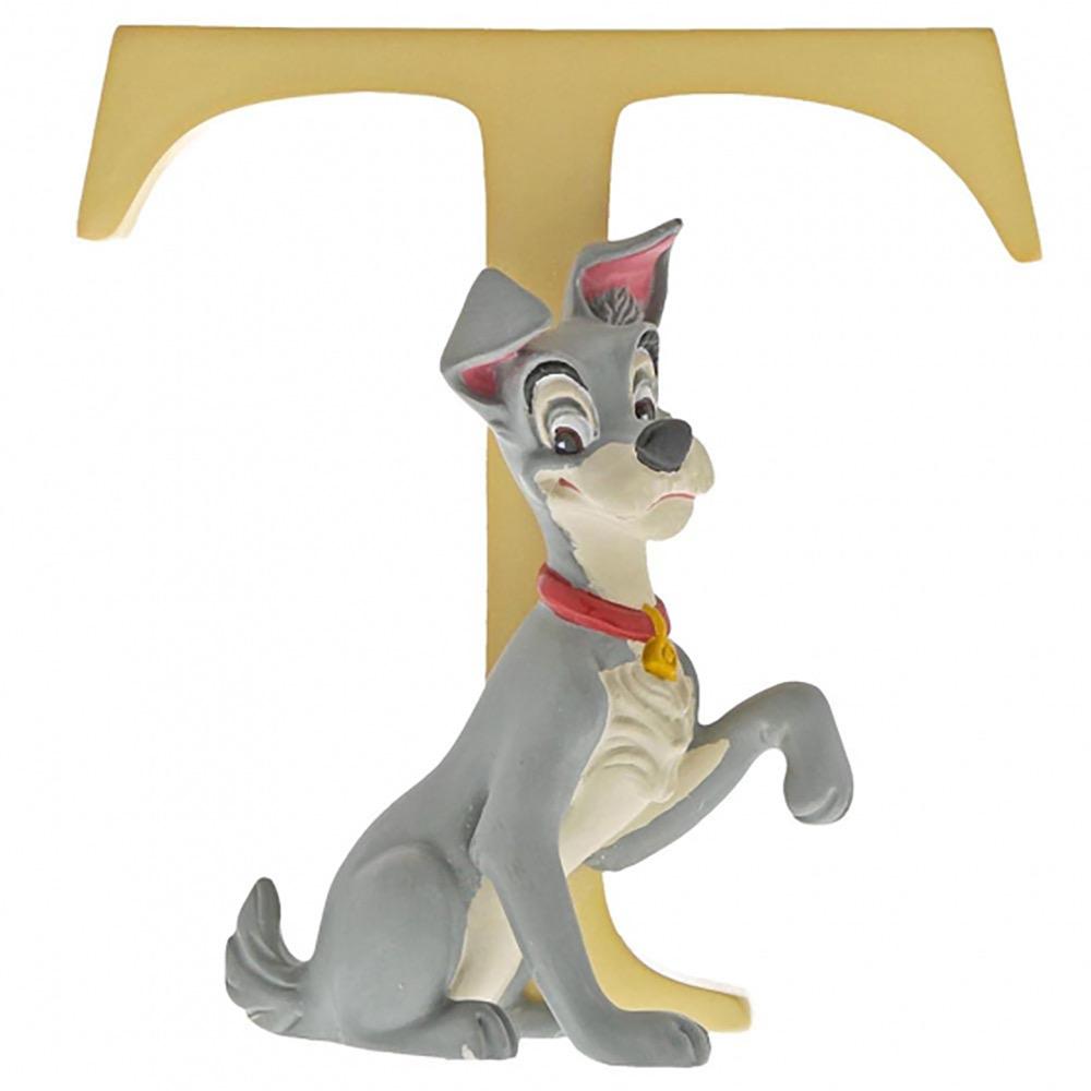 """Australia """"T"""" - Tramp Disney Letter"""