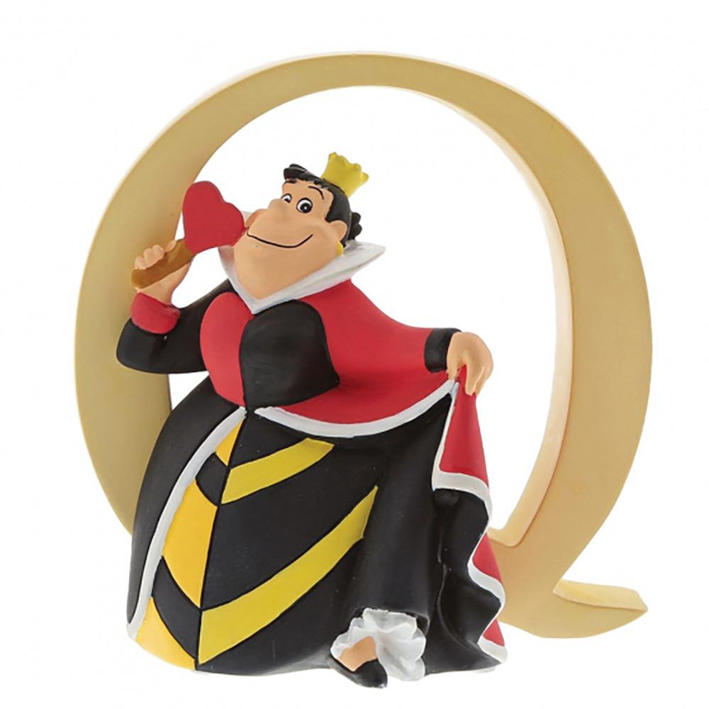 "Australia ""Q"" - Queen of Hearts Disney Letter"
