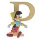 "Australia ""P"" - Pinocchio Disney Letter"