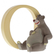 "Australia ""O"" - Baloo Disney Letter"