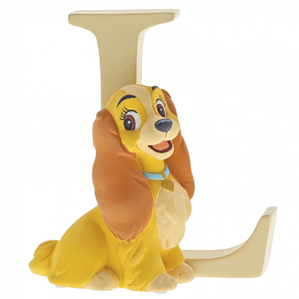 "Australia ""L"" - Lady Disney Letter"