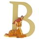 """Australia """"B"""" - Bambi Disney Letter"""
