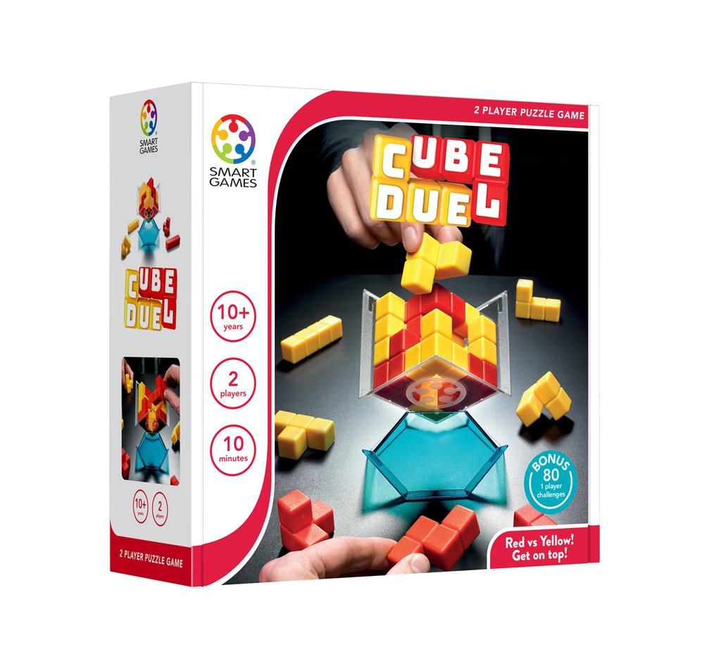 Australia Cube Duel - Smart Game