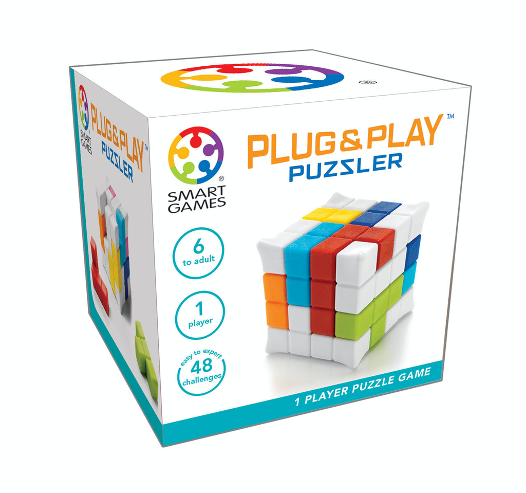 Australia Plug & Play Puzzler - Smart Game